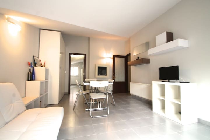 Centric apartment for 4 in Escaldes
