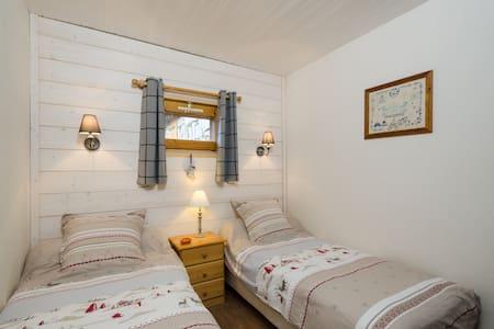 Appartement dans Chalet ! Welcome ! - Val d'Isère - Huoneisto
