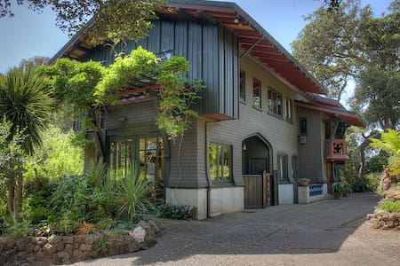 Landmark Craftsman Mansion - Oakland - Villa