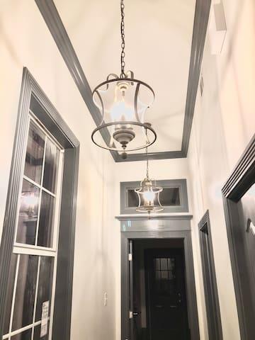 Bright Open Home