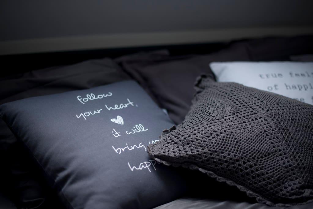 Als je hier niet kan slapen ...