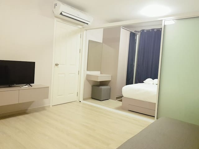 Room for rent, Coo Condo Pitsanulok by Firsty KR