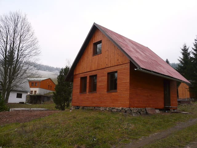 Chata U Potoka - Čenkovice - Dům