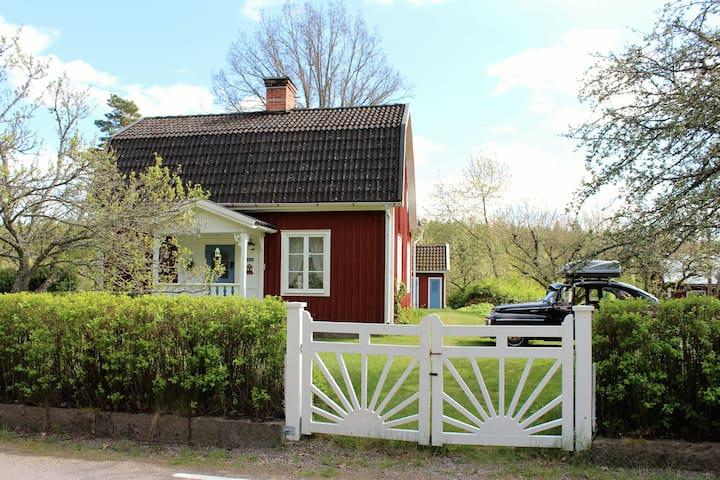 """Villa lilla Pärla""    Virserum Schweden - Virserum - Rumah liburan"