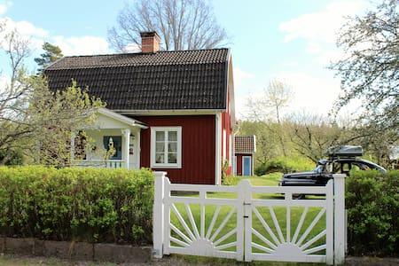 """""""Villa lilla Pärla""""    Virserum Schweden - Virserum - Loma-asunto"""