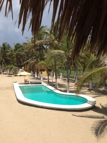 Whole house in paradise for 49 usd. - min. 4 days - Los Mogotes - House