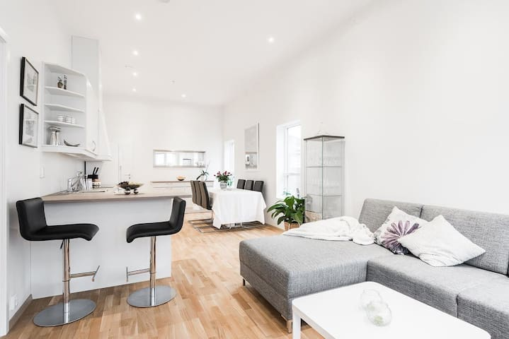 Modern apartment in central Bergen - Bergen - Leilighet