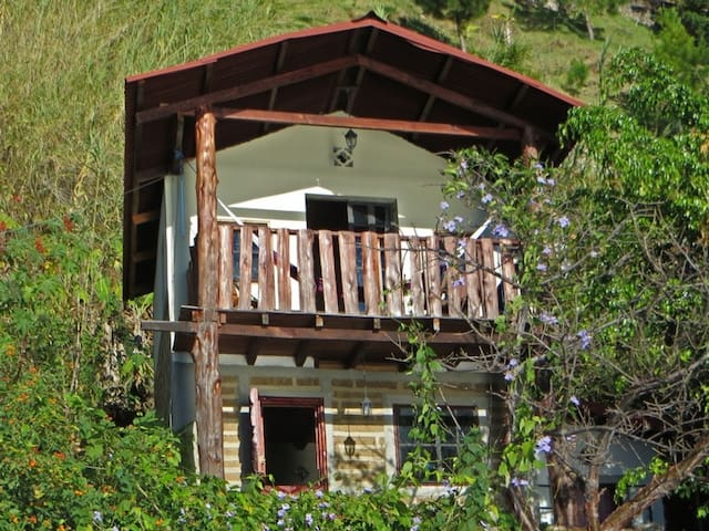 Lakeside Cottage, Casa Suena.Maya Moon Lodge.