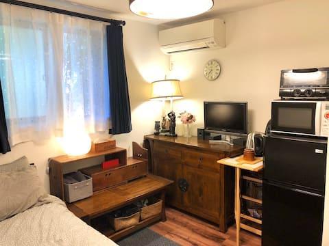 Narimasu-Komfortzimmer mit eigenem WC/Showe