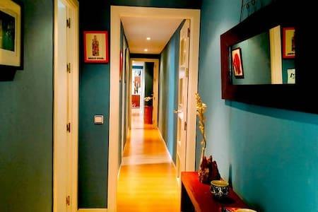 Hab. con A/C y luminosa en Triana - Seville - Apartment