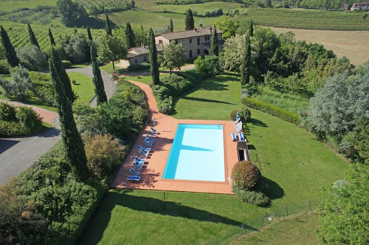 Colline 4 - Holiday Rental in Montaione