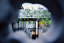 【叁朵花】-楚楚山景大床房-著名设计师设计/古典简约风/南山竹海西侧/与世隔绝享受只属于自己的宁静