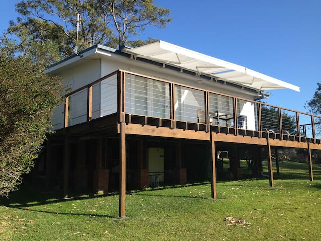 Hyams Beach house - a secret treasure - Hyams Beach - Huis