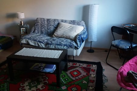 Small and Cosy Studio Flat in the City Center - Rovaniemi