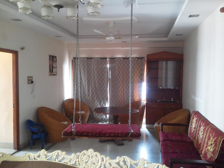 Luxury Penthouse.Central Hyderabad