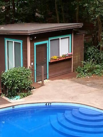 Monte Rio Pool House - Monte Rio