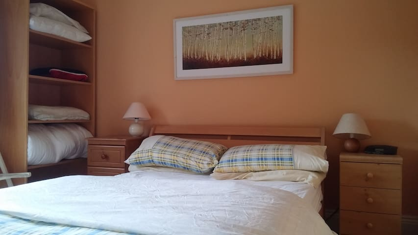 Cosy private room with breakfast - Limerick - Dom