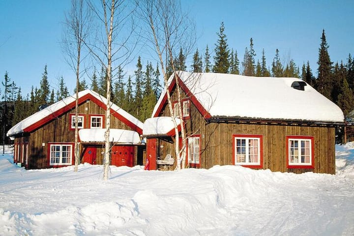 4 star holiday home in Gålå