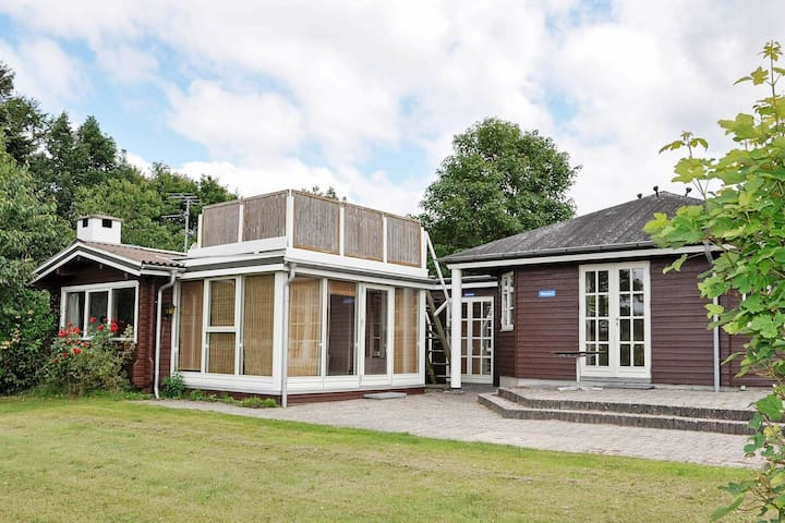 Attractive Holiday Home in Jutland near Lake