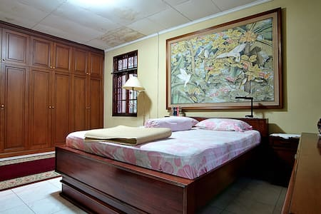 Large Master Bedroom in Cinere