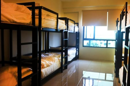 12 beds dorm room - Donggang Township - House