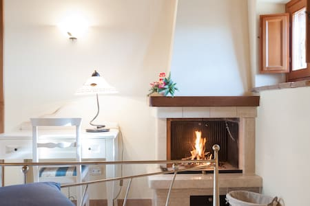 Romantic apartment for two in countryside