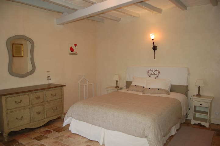 Charming room, in the heart of the Loire Valley