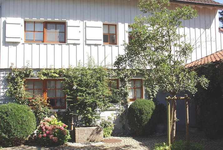 Schöne Ferienwohnung direkt am See - Gaienhofen - Flat