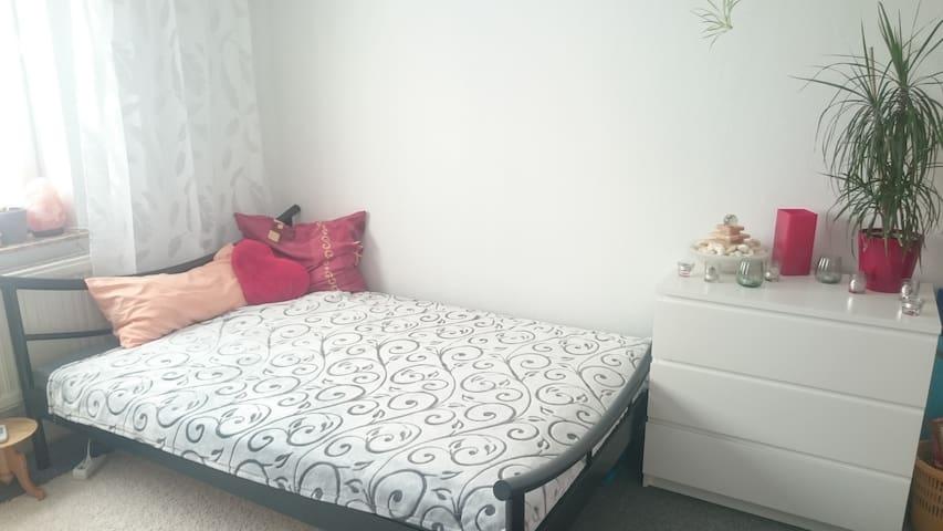 Niedliche Wohnung in Bahnhof- & Strandnähe in SPO - Sankt Peter-Ording - Apartemen