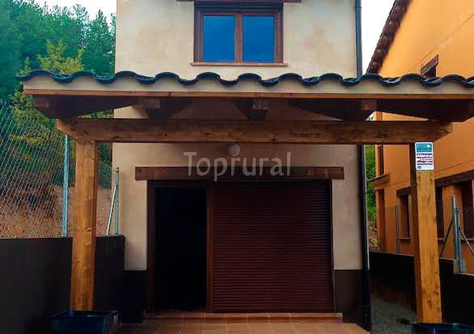 Casa rural Escutia - Bronchales - Casa