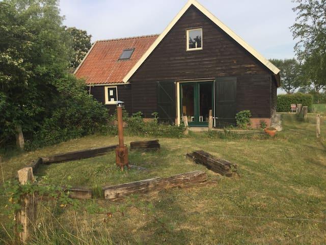 Vrijstaand vakantiehuis 'De Ruimte' nabij Zutphen