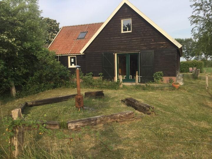 Vrijstaand vakantiehuis nabij Zutphen