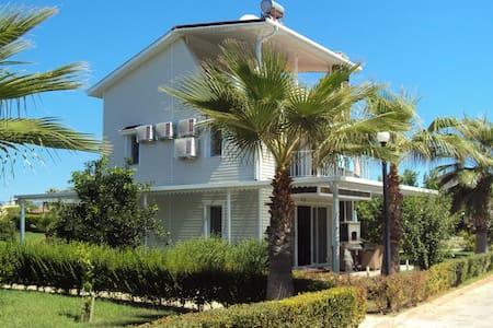 Milkum Villa Sevil - Side