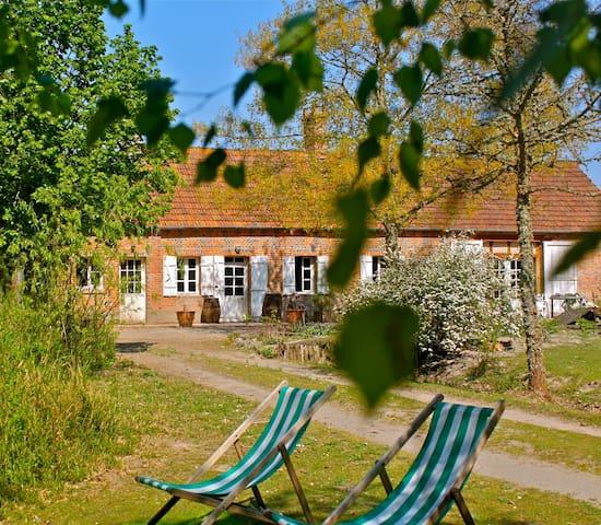 Gite en Sologne - Vouzon - House