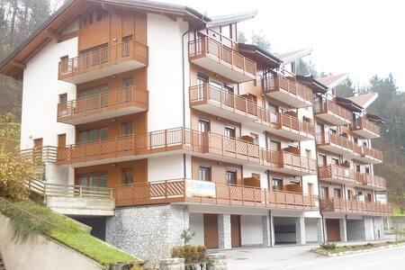 Appartamento Comano Terme - Ponte Arche - Apartemen