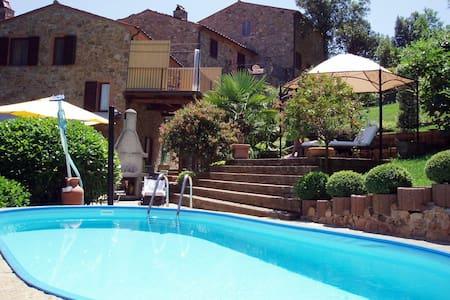 Stunning Tuscan country house - Caldana