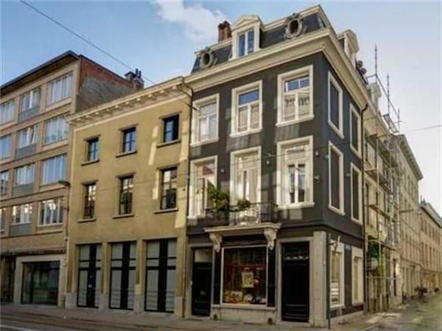 Private room with ensuite bathroom! - Antwerpen - Huis