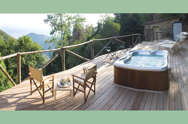 Peaceful Romantic retreat  - Camaiore - Casa