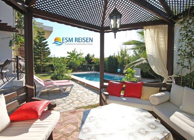 Sunshine Private Pool Villa 1 - Evrenseki - Villa