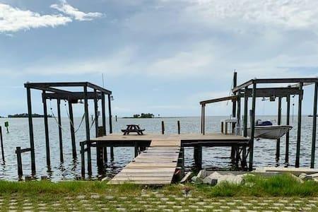 Horseshoe Sanctuary - Gulf of Mexico Fishing Cabin