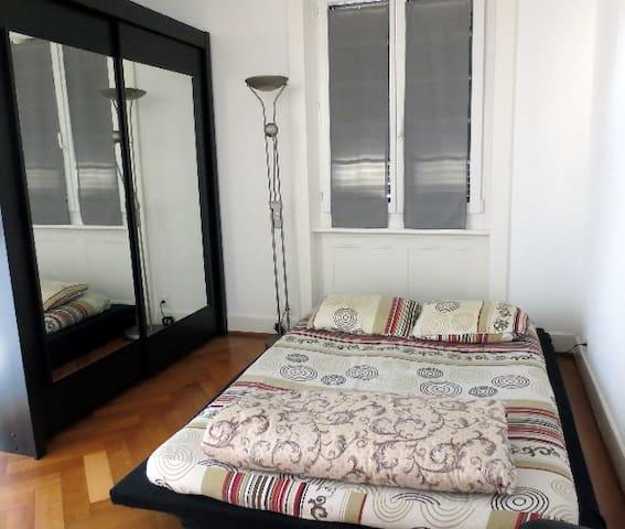 Bel appart, 2 chambres, tout meublé - La Tour-de-Peilz