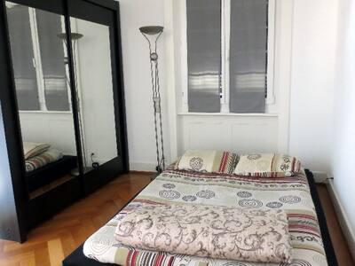 Bel appart, 2 chambres, tout meublé
