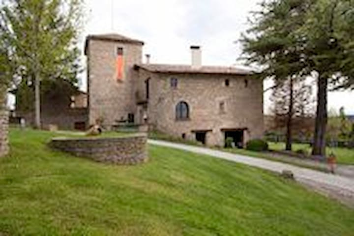 Enjoy countryhouse in Osona 2 - Tavèrnoles - Huoneisto