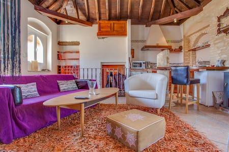 Special attic, special accomodation - Санлукар де Баррамеда - Квартира