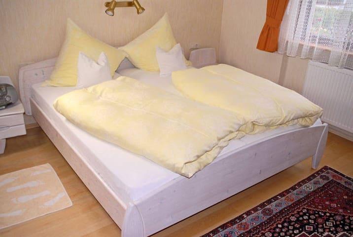 Gästehaus Kiefer, (Schluchsee), Ferienwohnung, 64qm, 2 Schlafzimmer, max. 4 Personen