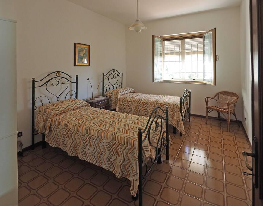 Camera letti singoli