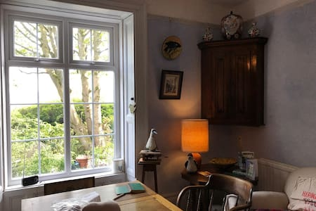 Suite of Rooms in restored manse in Bronte country