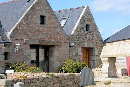Typique Maison de pêcheur Kerheol - Plomeur