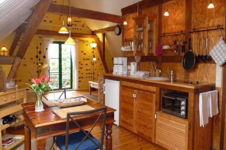 Wohnung mit malerischem Ausblick