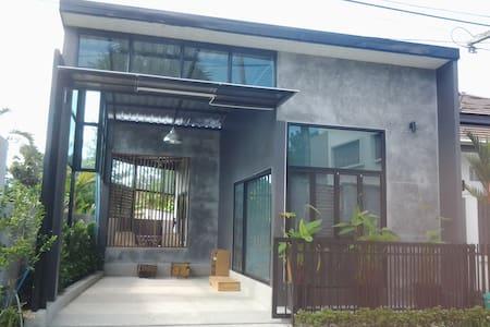 CAC 4 House, 1 bedroom, 10 mins walk to Beach. - Phuket - Casa